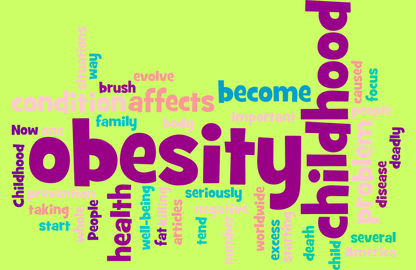 Whose fault is it for childhood obesity essay
